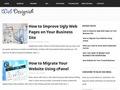 http://www.webdesignish.com/top-10-best-free-css-website-templates-of-january-2011.html